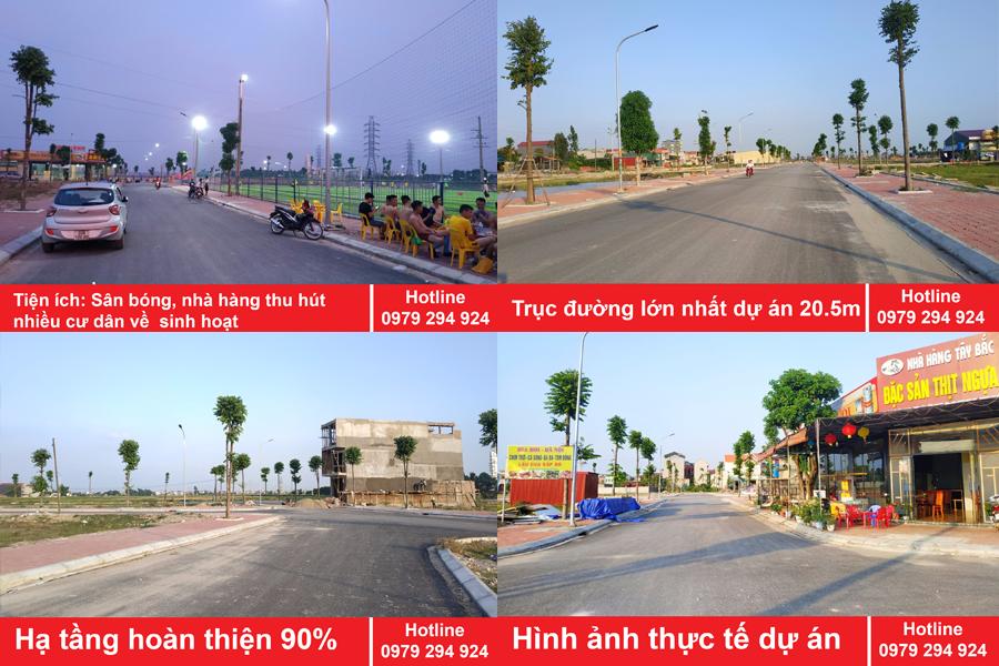 Hình ảnh thực tế Yên Trung Thụy Hòa 2