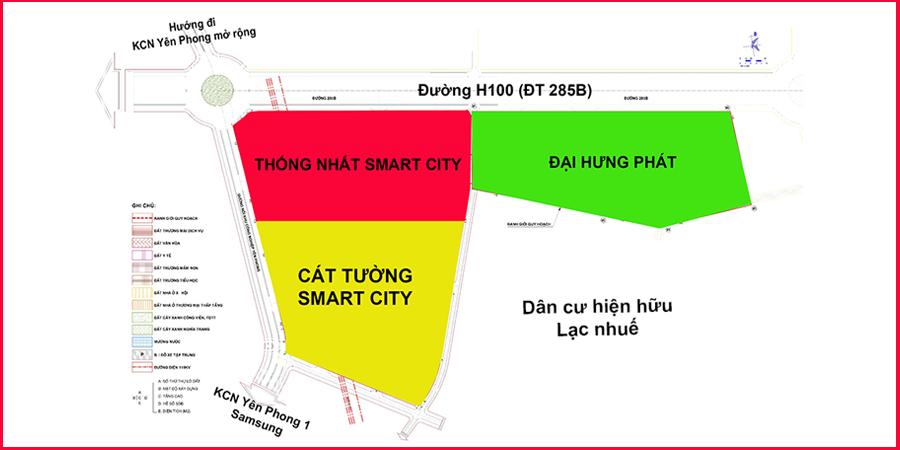 Mặt bằng thống nhất smart city 3